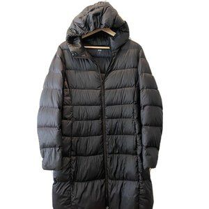 UNIQLO Puffer Down Feather Jacket Long